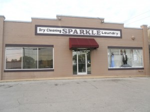 Sparkle Cleaners (East)