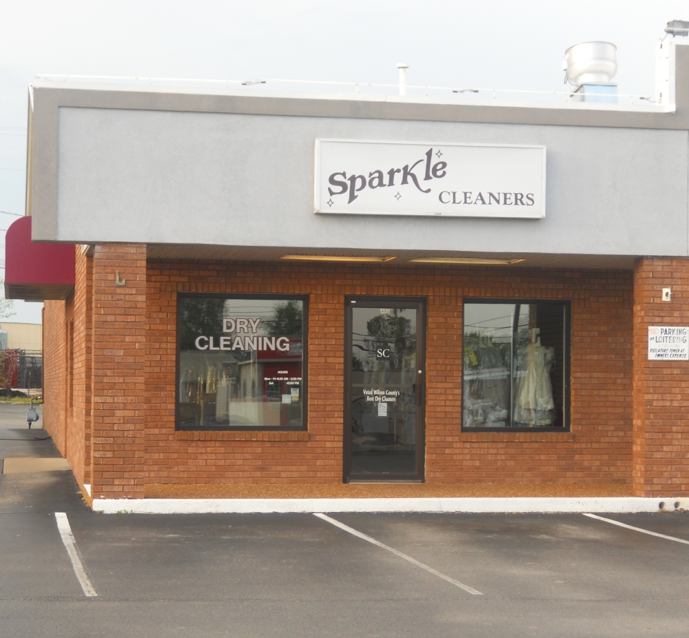 Sparkle Dry Cleaners and Laundry of Lebanon West Main St
